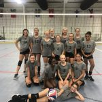 Eagles 7th grade volleyball rolls over NFL Yet