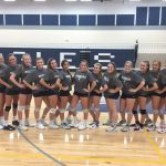 Varsity Volleyball opens Aug. 29th