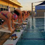 Girl's Varsity Swimming Sept. 6th Meet