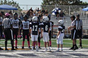 7th Grade Tackle Football vs. WV Vipers