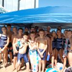 Jr. High Swims State!!!!!