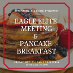 Eagle Elite Meeting & Breakfast
