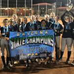 ALA – Gilbert North Eagles Are The 2019 JH Softball State Champions
