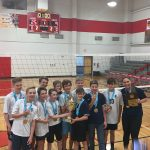 JH Boys Volleyball – State Champs!
