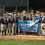 JH Baseball CAA State Champs!