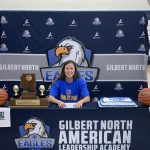 Samantha Quigley signs with Trinidad State