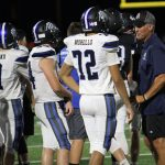 Varsity Football opens at Gilbert Christian