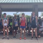 Eagles XC runs well at Chandler Invite