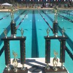 Junior High Swim Teams Remain Undefeated During The CAA Swim Series #4