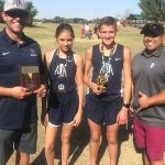 JH XC Eagles run well in last meet before State.
