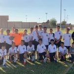 JH Boys Soccer State Runner Up