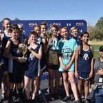 JH XC Boys and Girls Teams both podium at State Championship Meet!