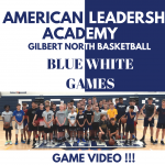 Eagles Basketball Blue White Games Videos
