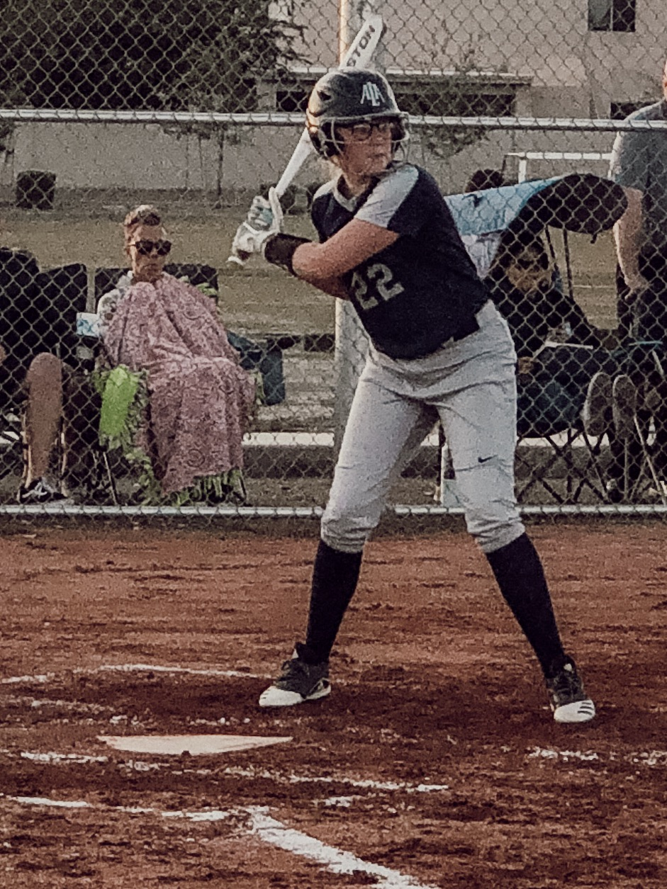 With Danica On The Mound, Eagles Shut Out San Tan Charter