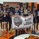 JrH Boys Basketball Win CAA Holiday Classic