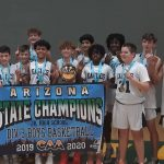 Junior High Boy's Basketball Dominate the 2019 – 2020 CAA Season