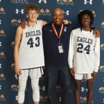 Eagles Lead CAA All-Star Showcase