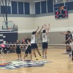 Boys Volleyball remains unbeaten with impressive comeback win over Rincon