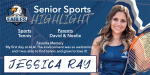 Senior Spotlight – Jessica Ray
