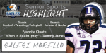 Senior Spotlight – Salesi Morello