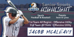 Senior Spotlight – Jacob McAleavy
