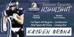 Senior Spotlight – Kayden Orona