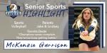 Senior Spotlight – Kenzie Garrison