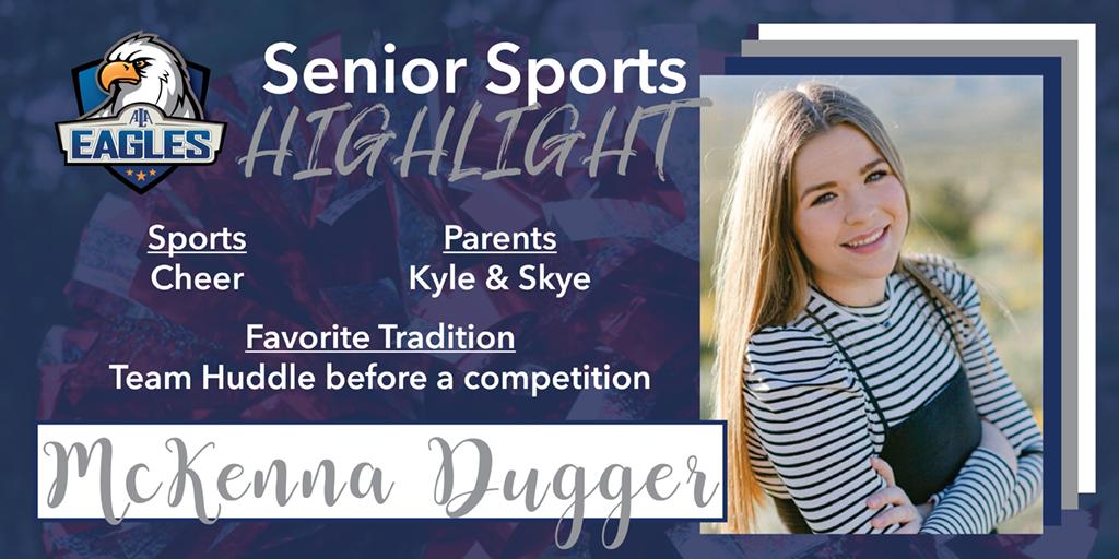 Senior Spotlight – McKenna Dugger