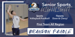 Senior Spotlight – Brandon Pauole