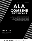 Combine – July 23 – Signups