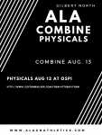 Combine – August 13th
