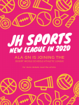 JH athletics to join new league