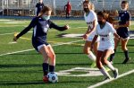 Girls Soccer rounding into form