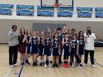JH Girls Basketball has the Wright stuff