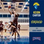 Keion Carter Signs with Westcliff University