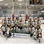 Boys Varsity Hockey beats Olmsted Falls 9 – 2