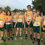 Boys Junior Varsity Cross Country finishes 15th place at Keystone Icebreaker