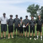 Lead by Fitzpatrick and Bray, Boys Golf Wins the Southwestern Conference Tournament