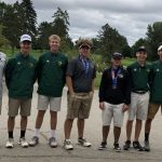 Lead by Fitzpatrick and Pena, Boys Golf Wins the LCAAA Tournament