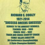 Amherst Youth Runners Honor Richard S. Cooley