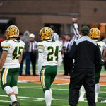 Photo Gallery: @AmherstFootball at North Olmsted