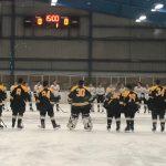 .@amherst_hockey over Avon 5-0