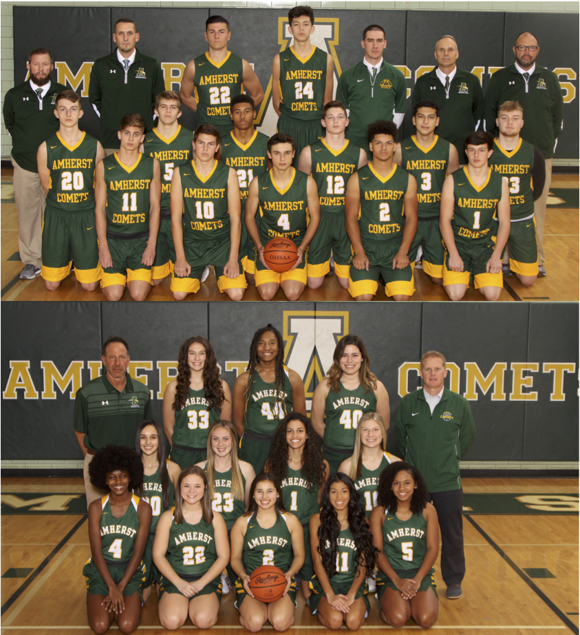 Boys and Girls Basketball Join the Coaches for Cancer 3-Point Challenge