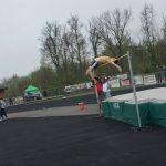 Varsity Track finishes 3rd place at Medina Last Chance Meet
