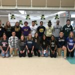 Twenty Class of 2019 Student-Athletes to Play In College