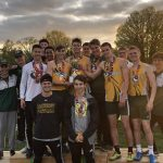 Boys Track and Field Back to Back SWC Champs