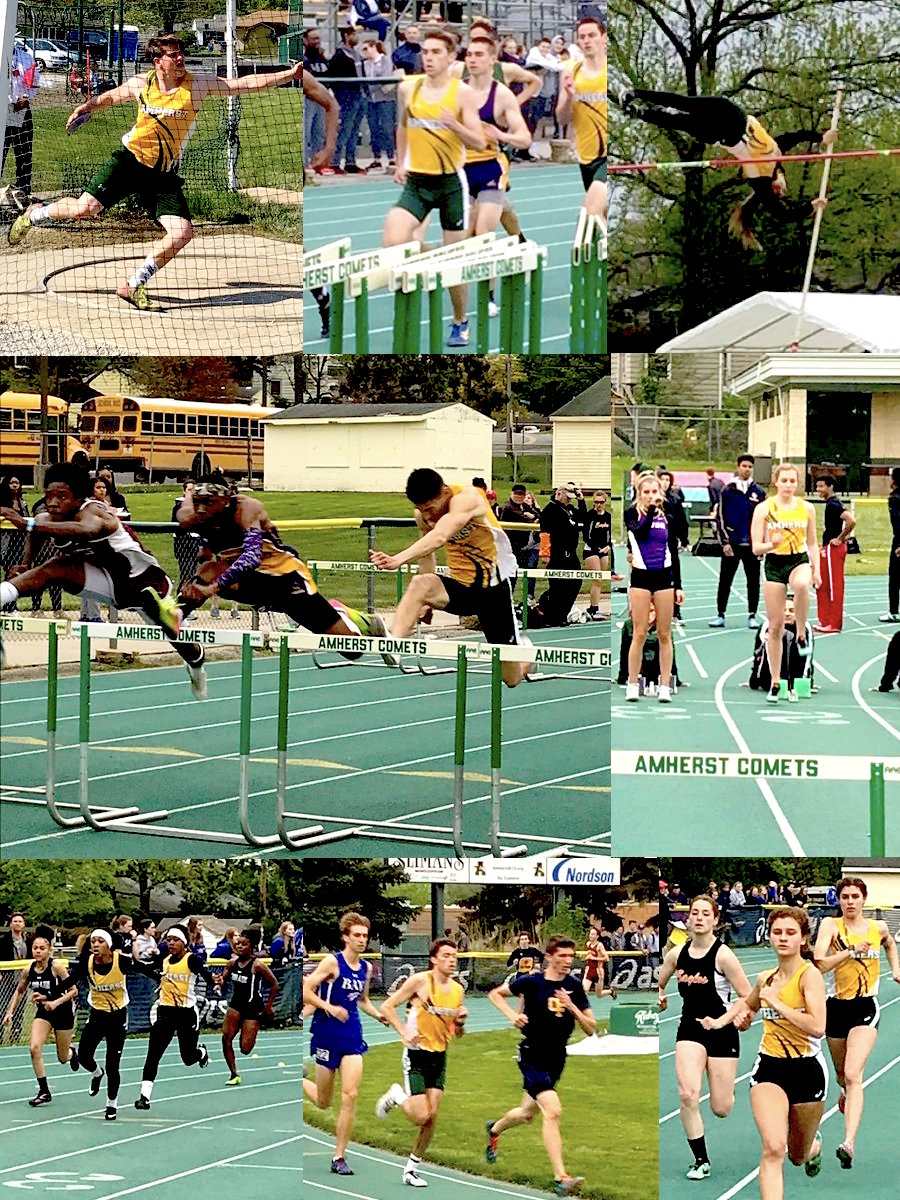 Track and Field Regional Qualifiers