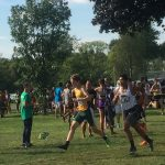 Kirsch Leads Boys Varsity Cross Country at Tiffin Cross Country Carnival