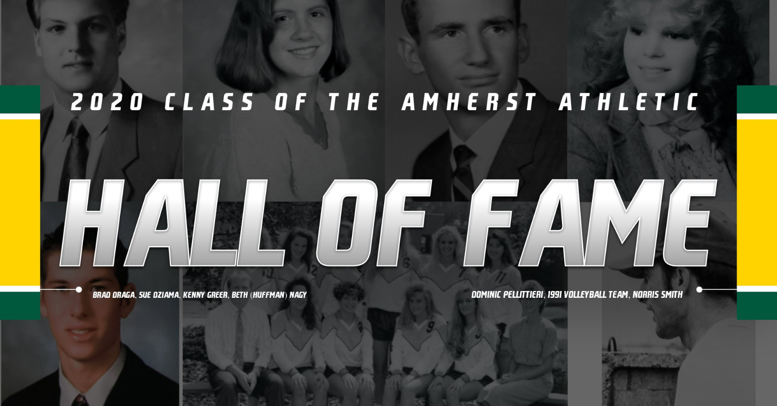 2020 Athletic Hall of Fame Induction Ceremony Reservations Are Now Available