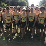 Kirsch Leads Boys Varsity Cross Country to a 1st place finish at Titan Race